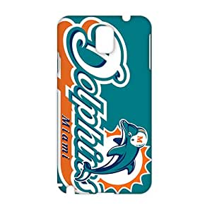 miami dolphins 3D Phone Case for Samsung NOTE 3