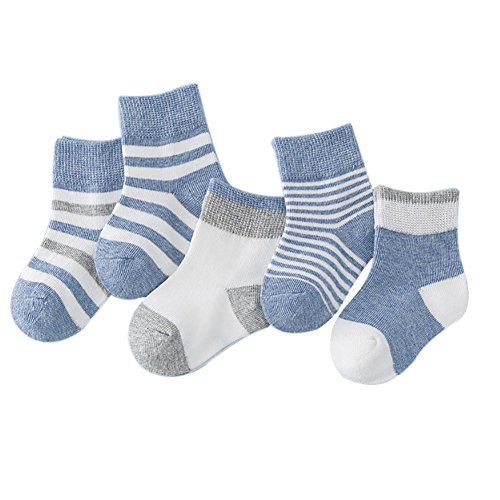 Lalago Baby Cute Organic Cotton Socks for Girls
