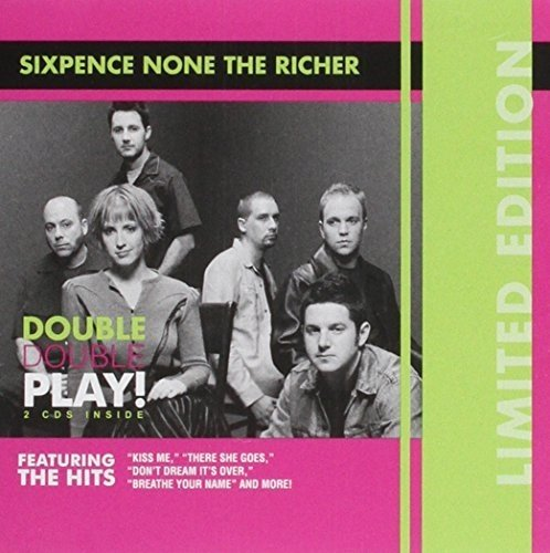 Play Cd Double (Sixpence None The Richer / Divine Discontent)