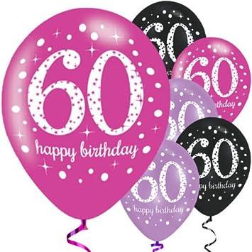 60 geburtstag party deko