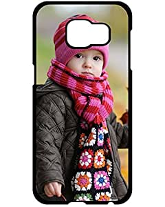 Gladiator Galaxy Case's Shop 8922683ZE524883279S6 Hot Fashion Design Case Cover For Cute Baby in Autumn Samsung Galaxy S6/S6 Edge