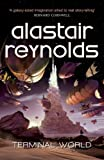 Front cover for the book Terminal World by Alastair Reynolds