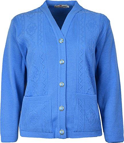 Nightingale Collection - Cárdigan - para mujer azul celeste