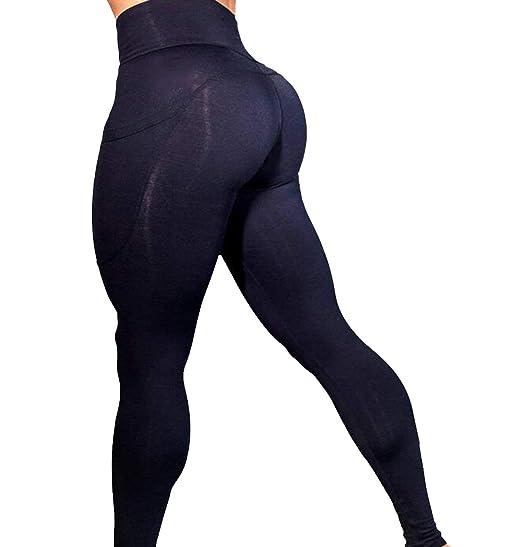 Tight black butt