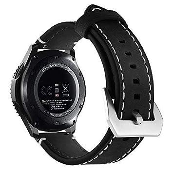 Boosted Samsung Gear 3 correa de reloj inteligente correa de ...