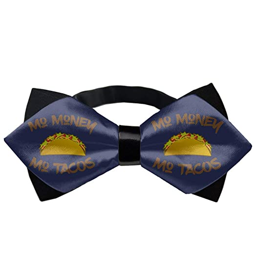 Casual and Formal Pre Tied Bowtie Music Festival Rave Party Butterfly Bow Tie