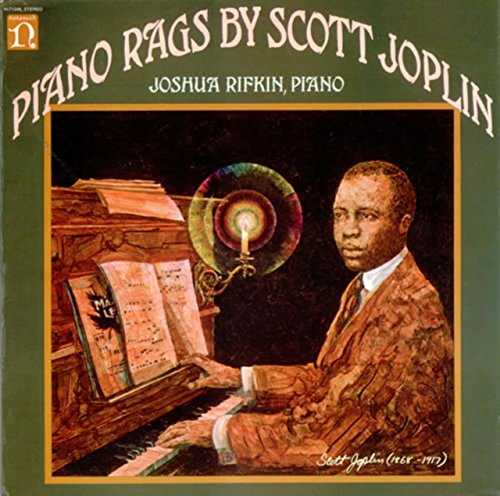 Piano Rags By Scott Joplin / Joshua Rifkin, Piano (Jazz Piano Country)