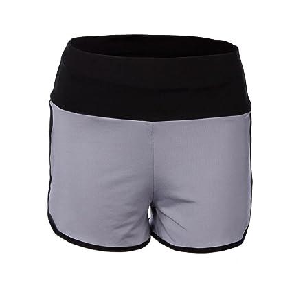 ♥-♥-♥-Pantalones Cortos para Mujer,RETUROM 2018 Pantalones Cortos Deportivos para Mujer Yoga Running Pantalones Cortos para Mujer: Amazon.es: Ropa y ...
