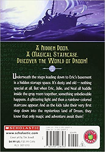 Amazon.com: The Hidden Stairs and the Magic Carpet (The Secrets of ...
