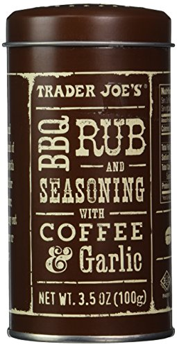 Trader Joes Seasoning Coffee Garlic