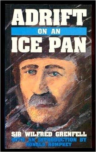 Book Adrift on an Ice Pan
