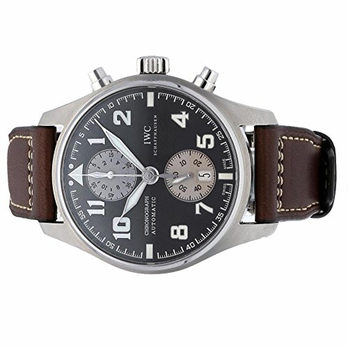 IWC-Pilot-automatic-self-wind-mens-Watch-Certified-Pre-owned