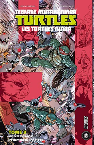 Amazon.com: Vengeance, Première partie: Les Tortues Ninja ...