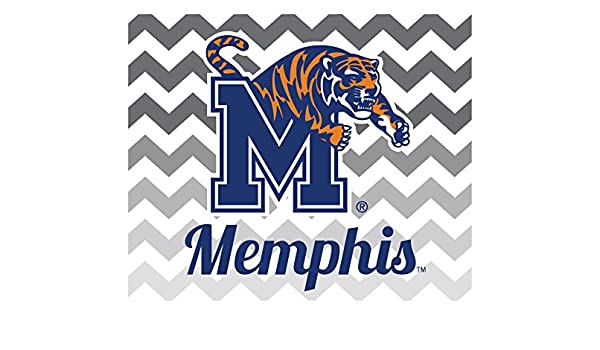 Memphis Tigers CAR Magnet-Memphis Tigers AUTO Magnet-2 Pack-5 X 6-Square-Will Stick ON Any Metal Surface