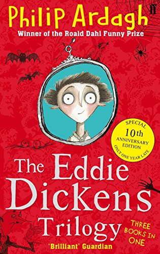 book cover of The Eddie Dickens Trilogy