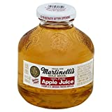 Martinelli's Gold Medal Apple Juice 10 Oz (Pack of 4)