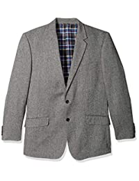 843fa682 U.S. Polo Assn. Mens Portly Cotton Cashmere Sport Coat Sport Jacket