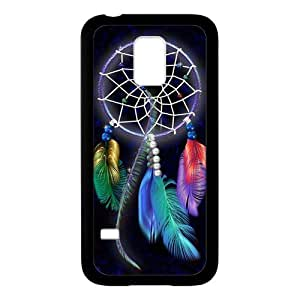 SamSung Galaxy S5 mini Case,Colorful Dream Catcher Hign Definition Unique Design Cover With Hign Quality Rubber Plastic Protection Case