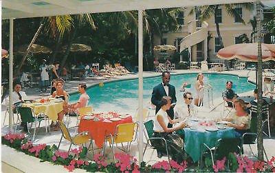 (F8700 Bahamas, Nassau Royal Victoria Hotel Postcard)