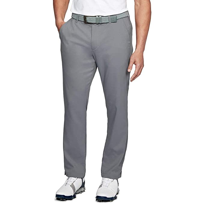 Under Armour Men's Showdown Golf Pants, Zinc Gray (513)/Zinc Gray, 34/30 best men's golf pants