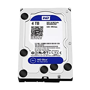【国内代理店品】WD 内蔵HDD Blue 3.5 4TB SATA(6Gb/s) WD40EZRZ-RT2