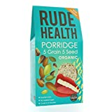 - Rude Health - 5 Grain 5 Seed Porridge | 500g | BUNDLE by Rude Health