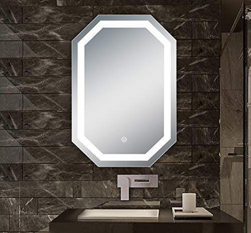 LED Backlit Illuminated Mirror 24
