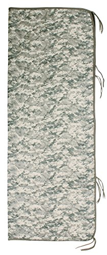 Rothco GI Type Rip-Stop Poncho Liner with Zipper, ACU Digital Camo ()