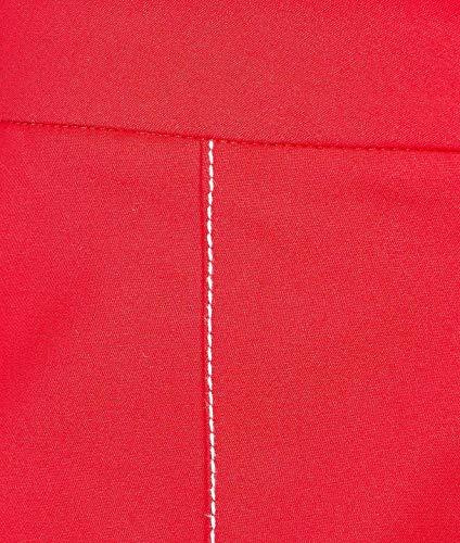 Pgp19585papoppy Heach Femme Pantalon Coton Silvian Rouge 6axRwE