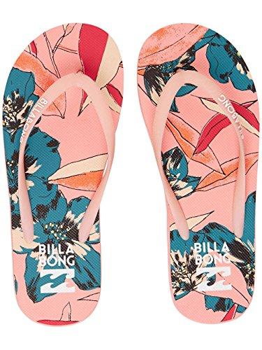 Billabong dama zapatos de deporte en sala mujer Multicolor (Blush)