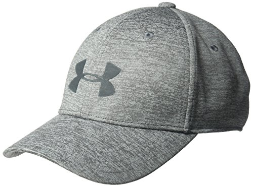 Price comparison product image Under Armour Boys' Twist Closer 2.0 Cap, Graphite (040)/Stealth Gray, Youth Small/Medium