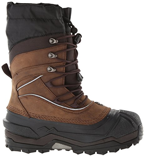 Snow Weather Baffin Worn Boot All Mens Insulated Monster Brown gqw5xwCUzW