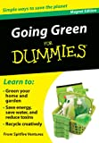 Going Green for Dummies: Simple Ways to Save the Planet (Refrigerator Magnet Books for Dummies)