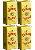 Colman's Mustard Powder, 16-Ounce Cans (12 Pack)