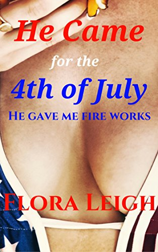 He came for the 4th of July: Milky fireworks never tasted so good. FF, MMMF HUCOW (Milking Natalie) ()