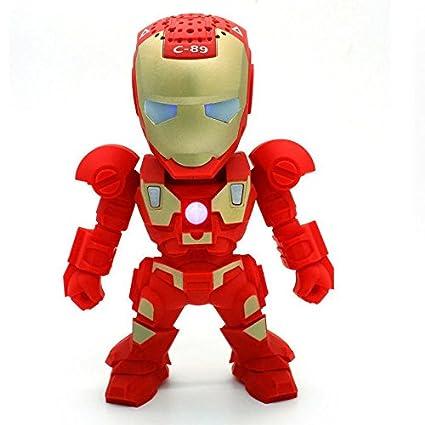 Review Iron Man LED Light