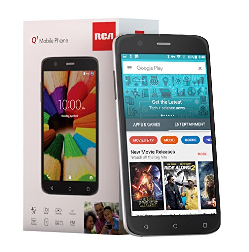 RCA Unlocked Dual Phone Android