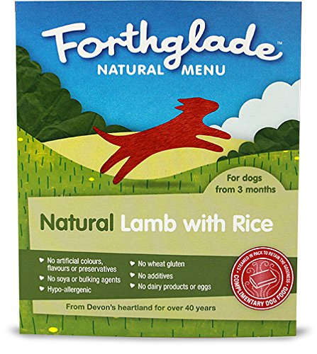 Forthglade Natural Menu Lamb & Rice (18 x 395g)