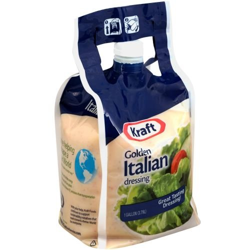 Kraft Golden Italian Dressing, 1 Gallon -- 4 per case. by Kraft