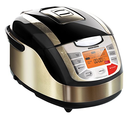 Redmond Multi Cooker 5.25-Quart, (RMC-M4502A) Review