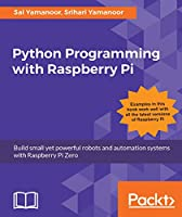 Python Programming with Raspberry Pi Zero Front Cover