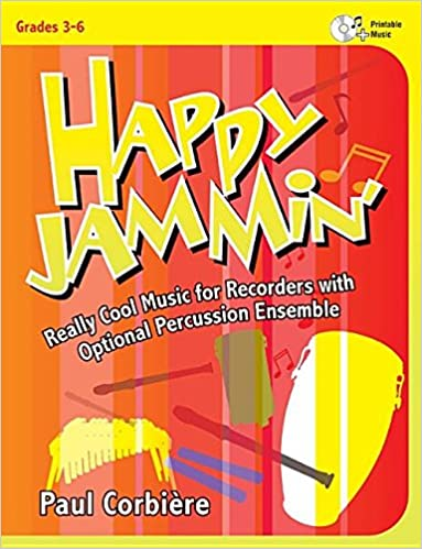 Amazon com: Happy Jammin': Really Cool Music for Recorders