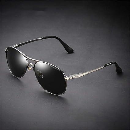 Gafas de sol de conducción de los hombres Gafas de sol polarizadas para hombres Parte de
