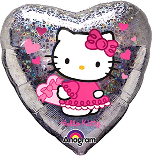Hello Kitty - Love Hearts-Herzballon