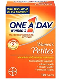 One-A-Day Women's Petites Complete Multivitamin, UltraSize Pack of 480-Count