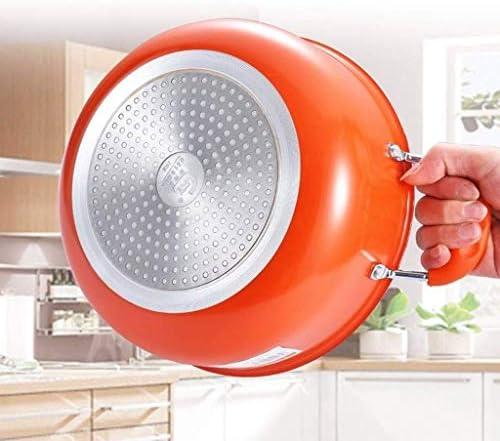 YWSZJ Double Oreille antiadhésif marmite à soupe de suies sans nouilles Pot Hot Pot Cooker universel Cadeau Pot