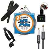 D'Addario and Planet Waves Electric Guitar Accessories, Pro Pack