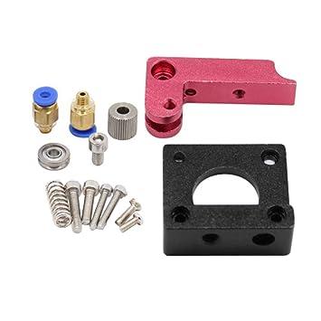 Lecimo Impresora 3D MK8 Accesorios Extrusora Remoto 1.75 Filamento ...
