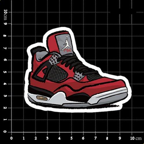 shoes stickers jordan