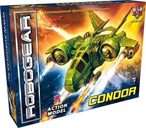 Condor Robogear Fantasy Military Vehicle War Game Toy Action Figures Model Kit